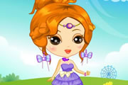 Angelina Princess Dress Up